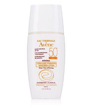 Avene Ultra Light Sunscreen