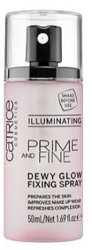 Catrice Dewy Glow Fixing