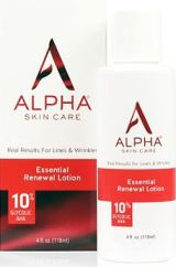 alpha hydroxy 10%